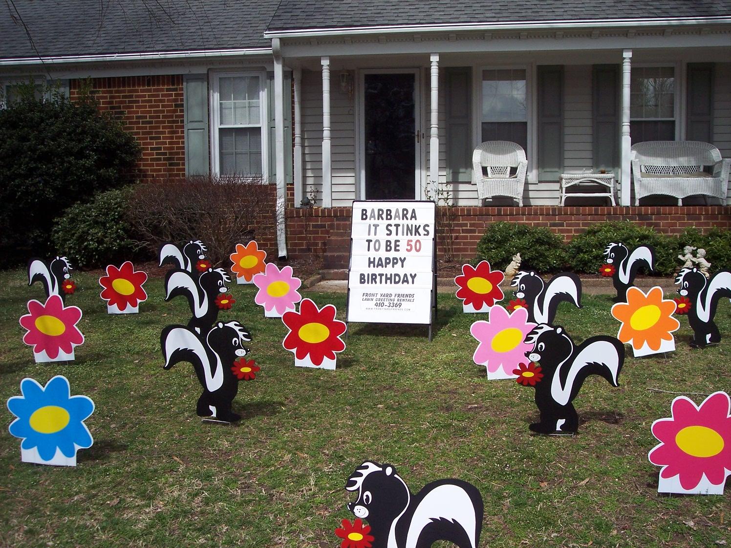 Birthday Yard Signs Suffolk Va - Birthday Yard Signs | Birthday Yard Signs